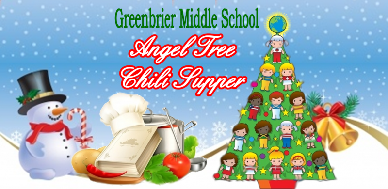 Greenbrier Middle Angel tree slider
