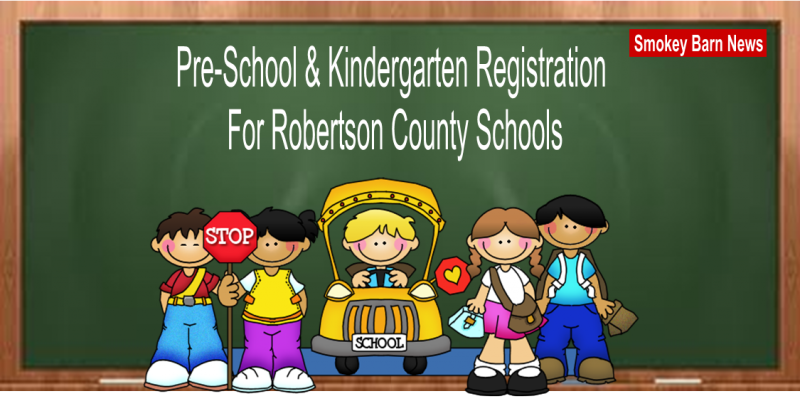 school registration slider