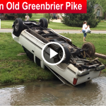 rollover Old Greenbrier Pike slider