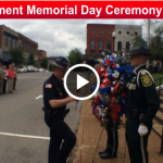 Law Enforcement Memorial Day ceremony Slider
