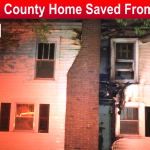 RC home saved from fire slider