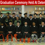 Ged ceremony at detention center slider
