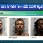 Grand jury indict three slider