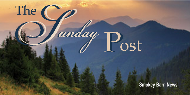 The Sunday Post mountains lsider