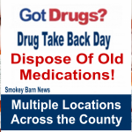 Drug Take Back across the county slider
