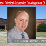 Springfiel High Principal Suspended slider