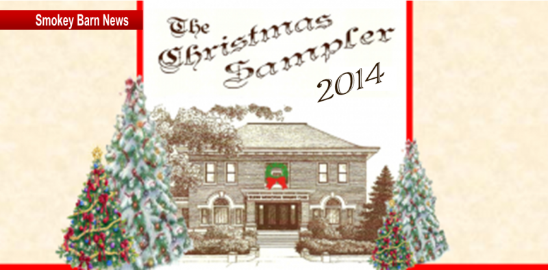 Christmas sampler slider 2014a