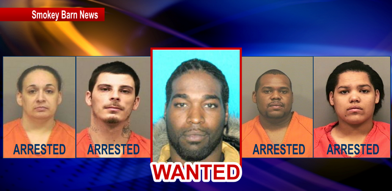 4 arrested one wanted in murder slider b