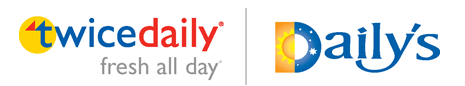 Daily's Banner logo
