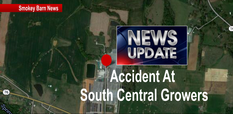 accident South Central growers update slider