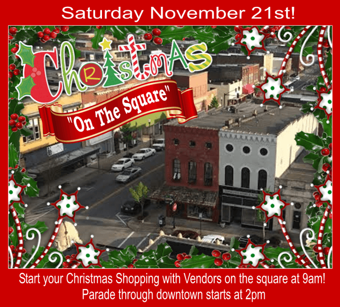 Springfield Christmas on the square 2015