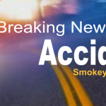 breaking news accident slider