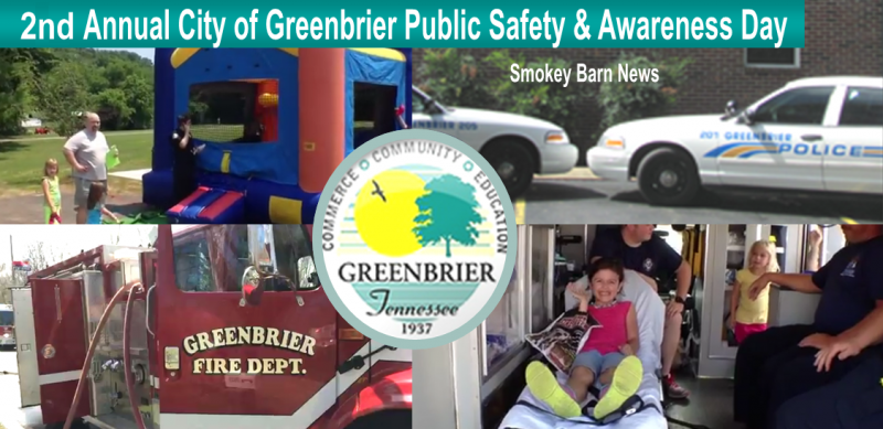 2nd annual greenbrier safety day slider