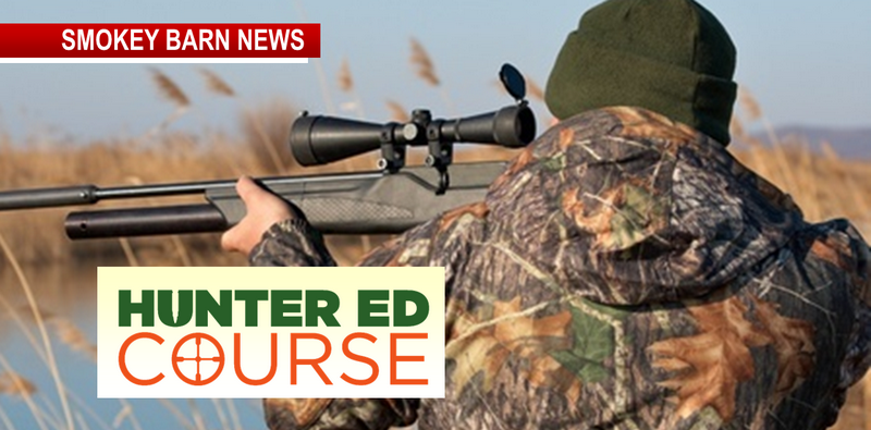 Hunter Ed Course slider